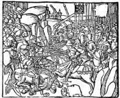 Buevijne, Antwerpen, Jan van Doesborch 1504, [F2r]. 109 x 132 mm. Kok 2013, 306.44 Staats- und Universitätsbibliothek Hamburg, Inc. App A/80 http://resolver.sub.uni-hamburg.de/goobi/PPN782153259 (Doesborch, Distructie, 13).