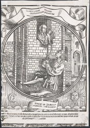 De novo mondo. Antwerpen, Jan van Doesborch, [c. 1520], [A1v], Blad 398 x 276 mm. UB Rostock, Qi-39.