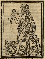 Saturnus. Tscep vol wonders, (Brussel, Thomas vaan der Noot, z,j.), a4vb en a1vb; UB Gent BHSL.RES.0400; https://books.google.be/books?vid=GENT900000176994